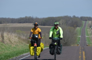 Bicycling over 1400 miles of Missouri state highways, we had ZERO incidents. Will we be able to say this as our roads crumble?